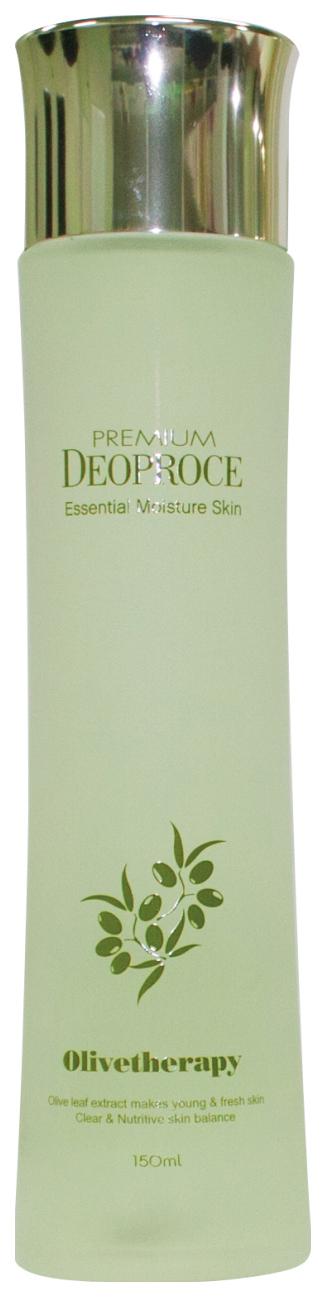 Тонер Deoproce Olivetherapy Essential Moisture Skin