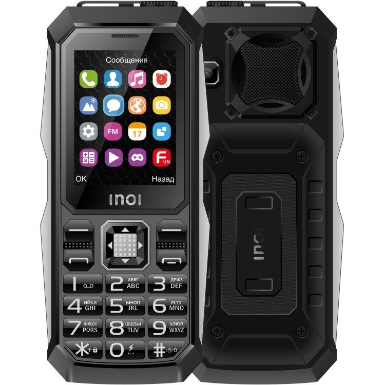 Мобильный телефон INOI 246Z Grey  - купить со скидкой