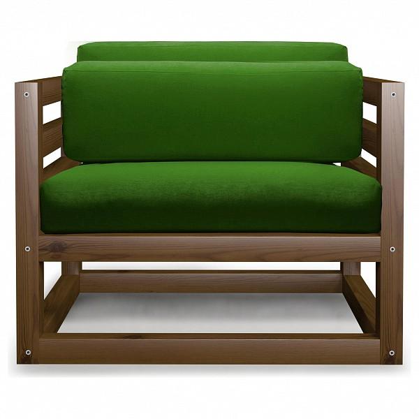 Кресло для гостиной Anderson Магнус AND_125set440, зеленый