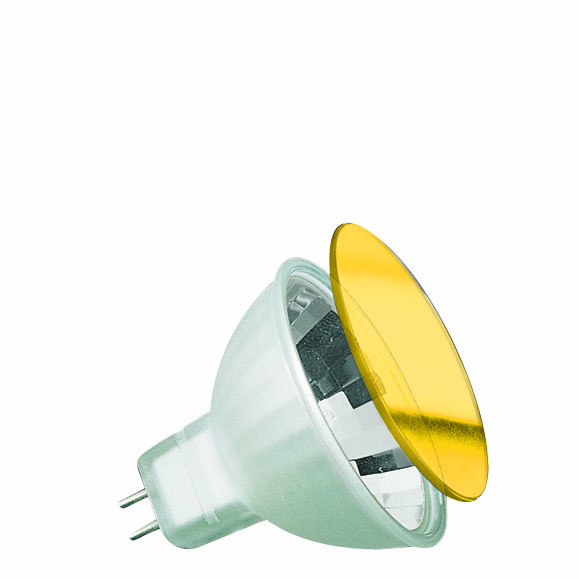 Галогенная зеркальная лампа холодного света c защитным