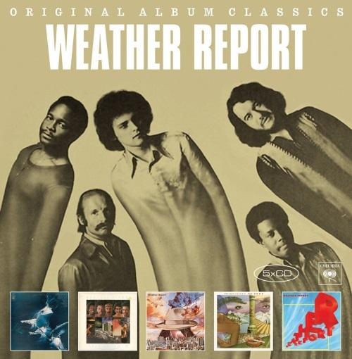 Weather Report Original Album Classics, Vol.2 (5CD)
