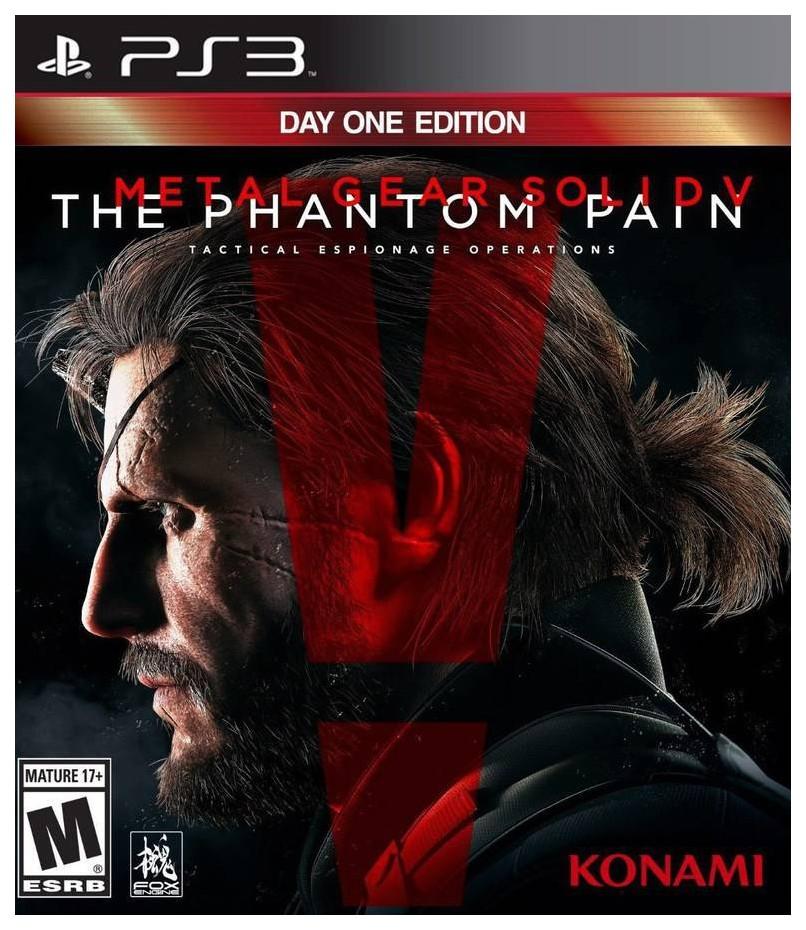 Игра Metal Gear Solid V: The Phantom