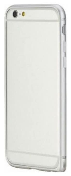 Чехол Melkco Q Arc для iPhone 6 Plus Silver (APIP65ALQASRME)