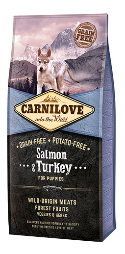 CARNILOVE FOR PUPPIES