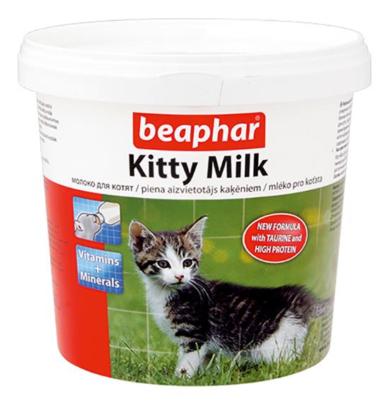Корм для котят, для беременных и кормящих кошек Beaphar Kitty-Milk, 0,5кг