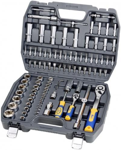Набор инструментов KRAFT 94 предмета (КТ 700306)