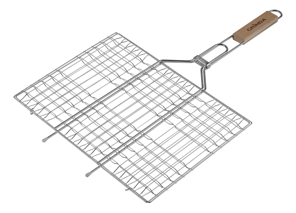 Решетка для гриля Grinda BARBECUE 424702 34x22x см