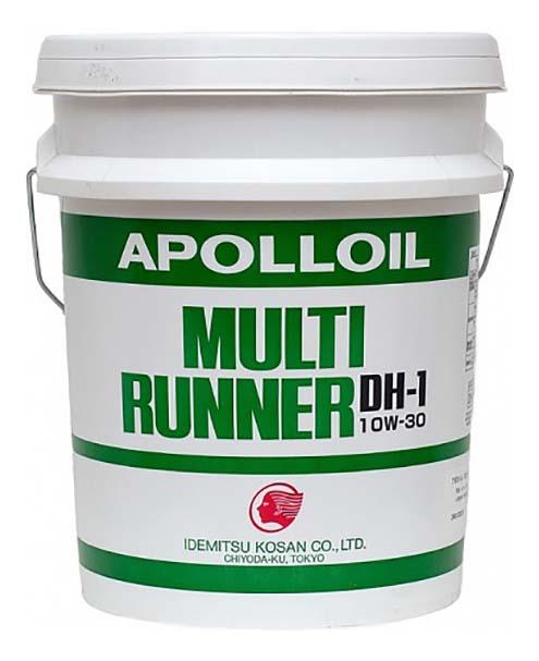 Моторное масло Idemitsu Apolloil Multi Runner 15W-40 20л