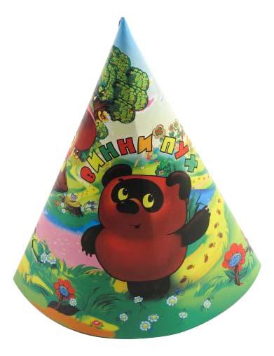 Колпак Веселый праздник Винни Пух