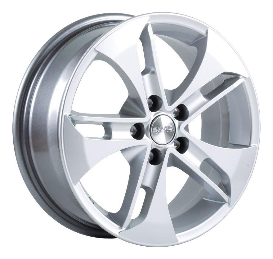 Колесные диски SKAD Венеция R16 6.5J PCD5x114.3 ET50 D66.1 (WHS091487) фото