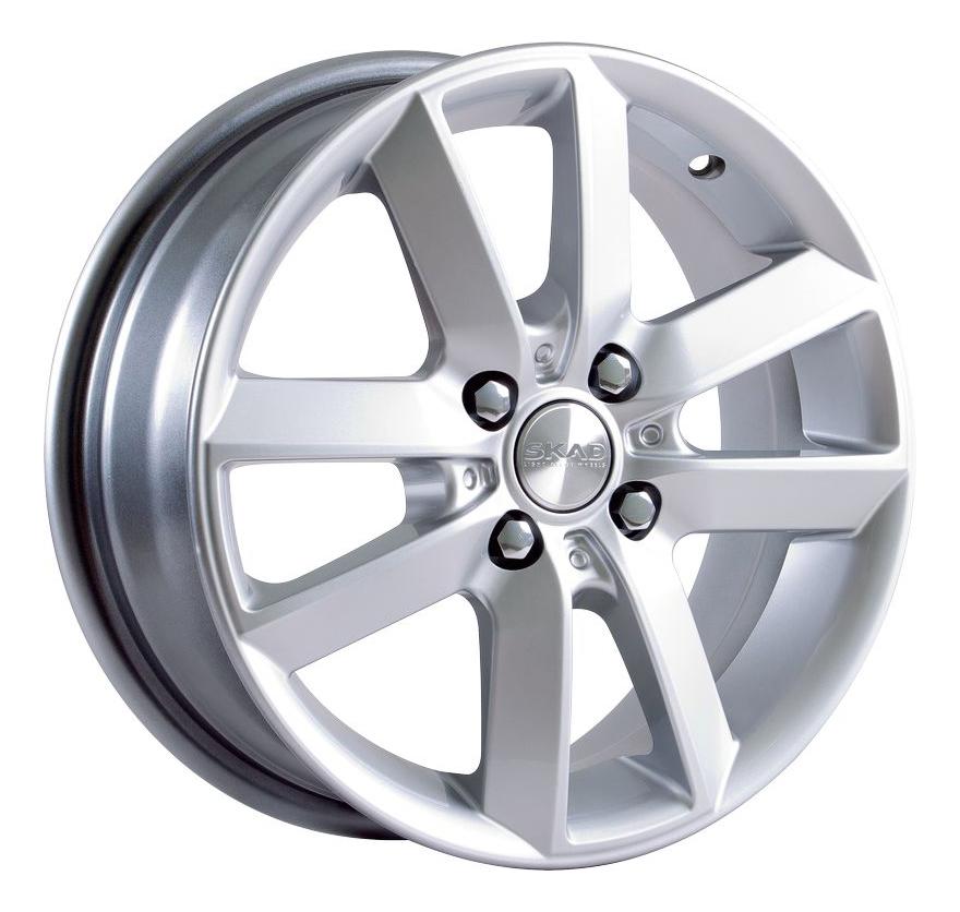 Колесные диски SKAD Самурай R15 6J PCD4x100 ET38 D67.1 (WHS062715) фото