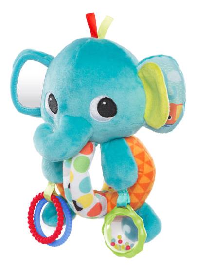 Купить Погремушка Bright Starts Ласковый слонёнок, Погремушки