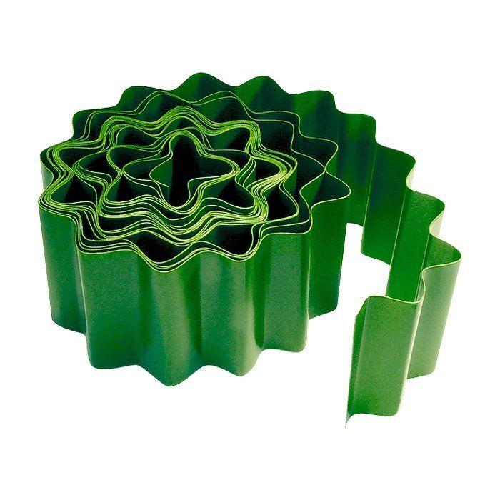 Бордюр садовый, 20 х 900 см, зелёный// PALISAD по цене 589