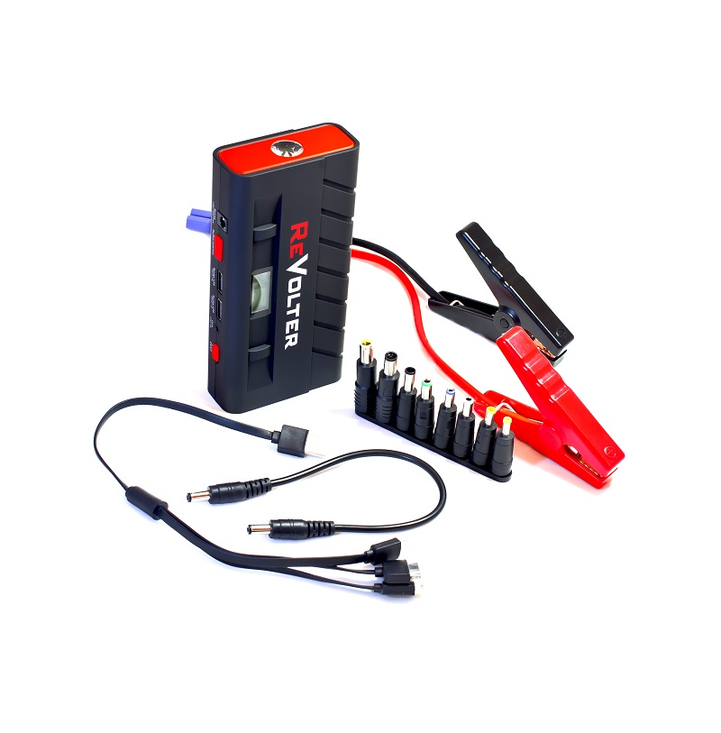 Пуско-зарядное устройство для АКБ Revolter Revolter N фото