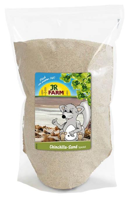 Песок для купания шиншилл Jr Farm Chinchilla