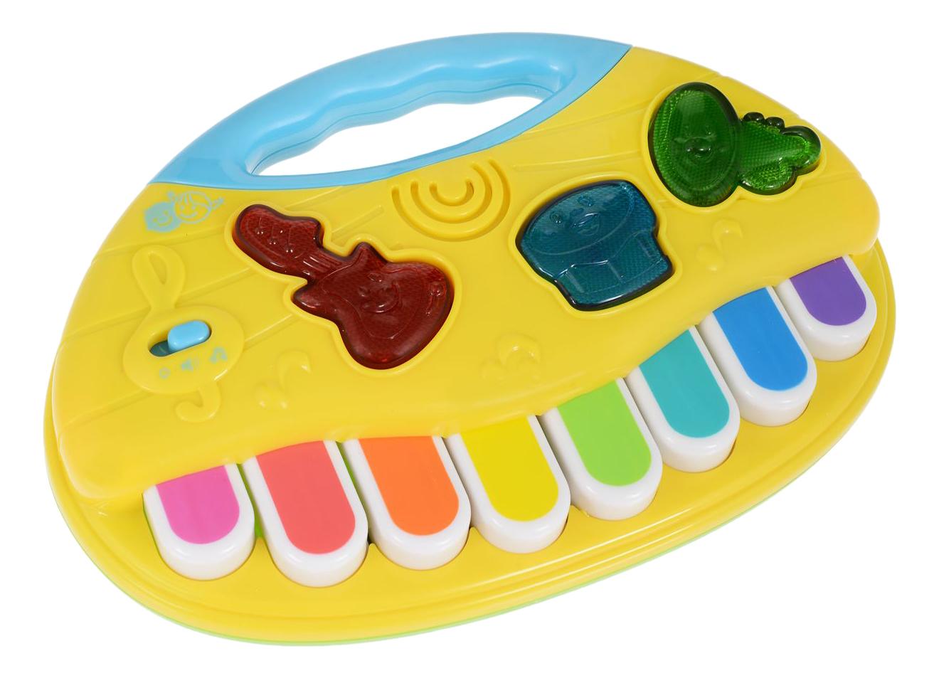 Купить Пианино игрушечное Playgo Мое первое пианино, Play&Go, Детские музыкальные инструменты