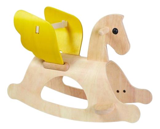 Качалка детская PlanToys Пеагс 3480, Качалки детские  - купить со скидкой