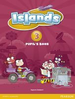 Islands Level 3 Pupil\'s Book plus pin code