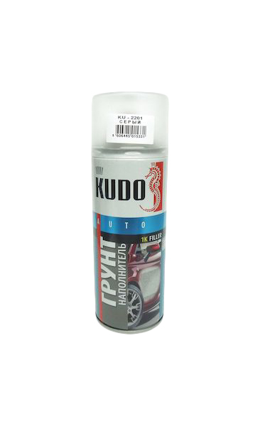 Грунт автомобильный KUDO грунт наполнитель 520мл