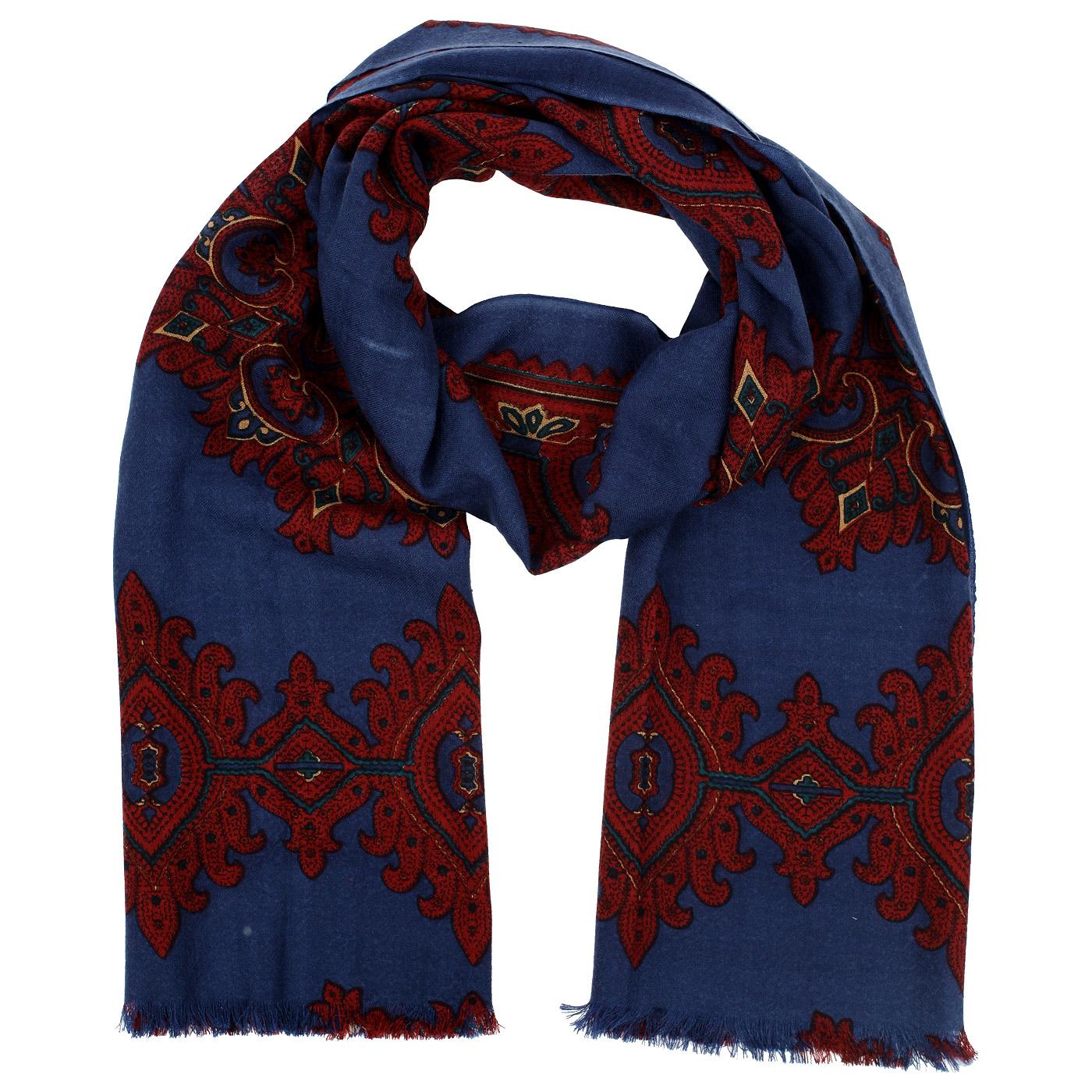 Женский шерстяной шарф Dr, Koffer S810595-135-60 фото
