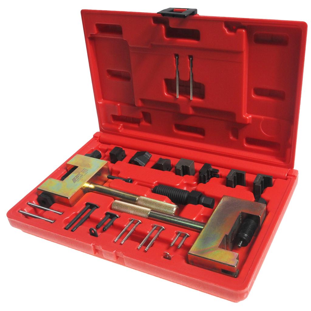 Набор инструментов для разъединения/соединения звеньев цепи ГРМ