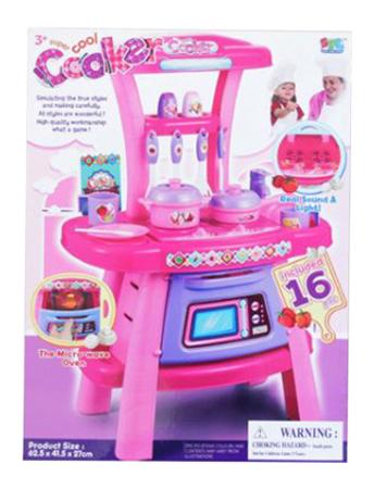 Купить Игровой набор Кухня Shantou Gepai B1484451, Детская кухня