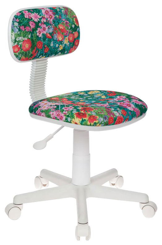 Купить Кресло компьютерное Бюрократ CH-W201NX/GRLAND, Детские стульчики