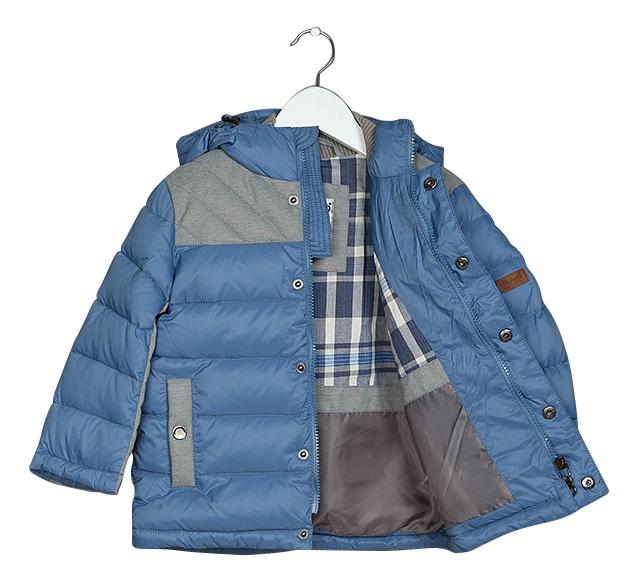 Куртка ЁМАЁ синяя р.104