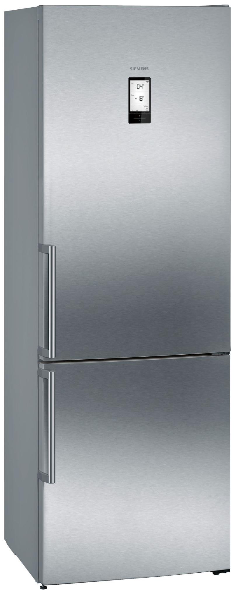 Холодильник Siemens KG49NAI2OR Silver