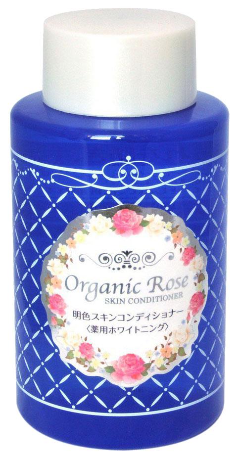 Лосьон для лица Meishoku Organic Rose