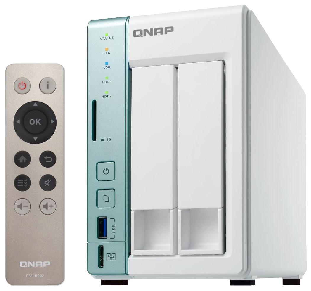 Сетевое хранилище данных QNAP D2 Pro
