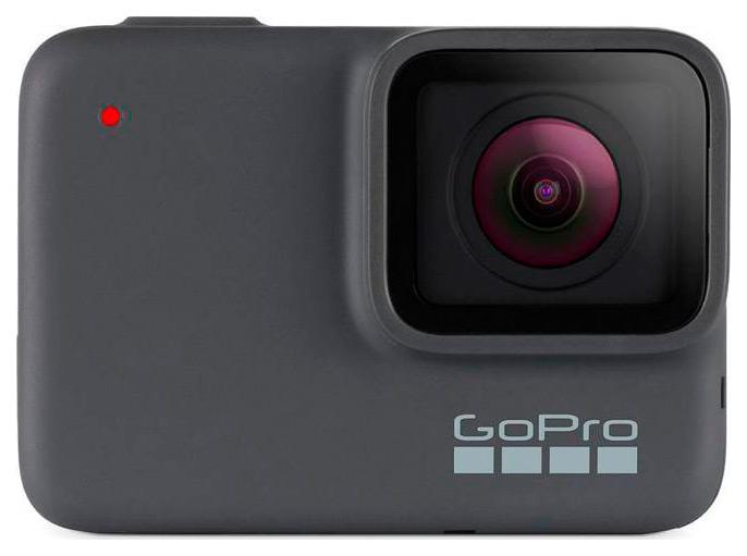 Экшн камера GoPro HERO7 Silver Edition (CHDHC