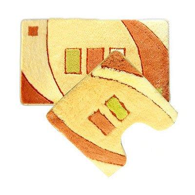 Набор ковриков для ванной комнаты IDDIS Gold sands MID090AS