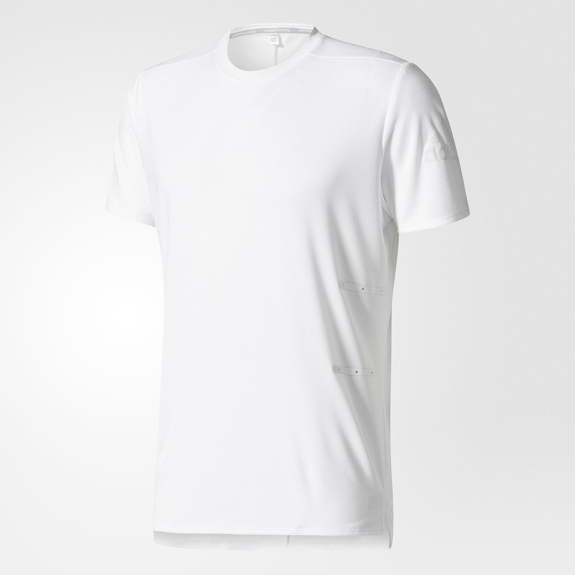 Мужская футболка Adidas Supernova 37C SS BQ2199 44-46 RU