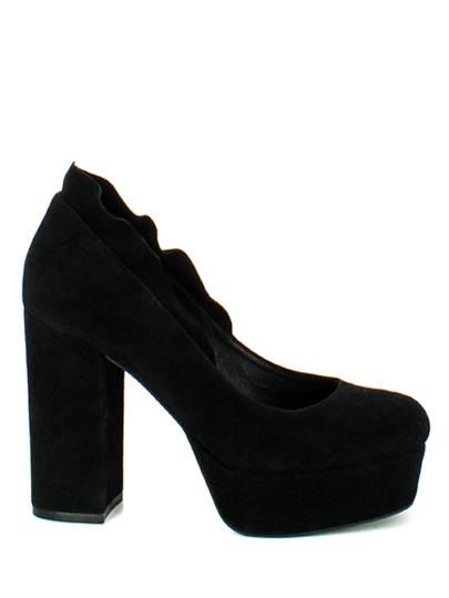 Туфли женские Fornarina черные