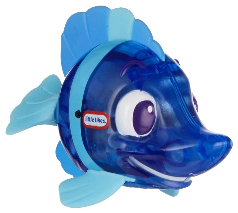 Купить Игрушка для ванны Рыбка Огонек - Рыба-ласточка (свет) Little Tikes, Игрушки для купания