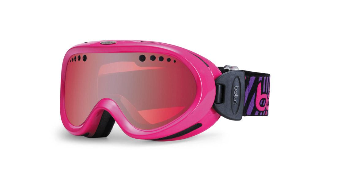 Горнолыжная маска Bolle Nebula 2016 Pink/Vermillon Gun