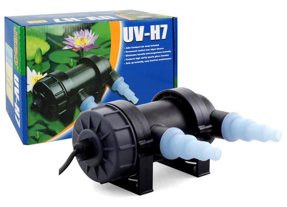 Ультрафиолетовый стерилизатор для аквариумов Jebo UV