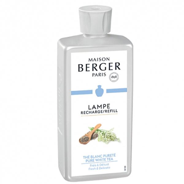 Наполнитель для аромаламп Maison Berger Белый чай,