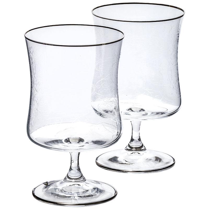Набор бокалов для коньяка 250мл Crystalite Bohemia