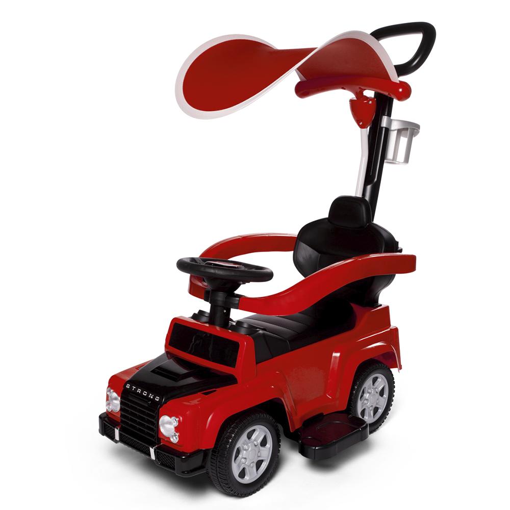 Каталка детская Baby Care Stroller красная