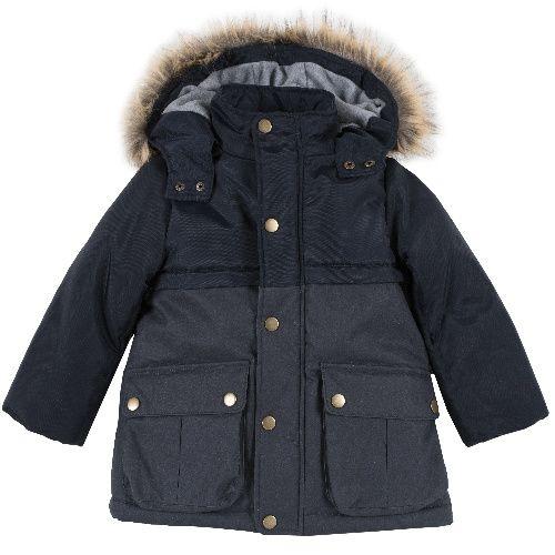 Купить 9087412, Куртка Chicco для мальчиков р.128 цв.темно-серый,