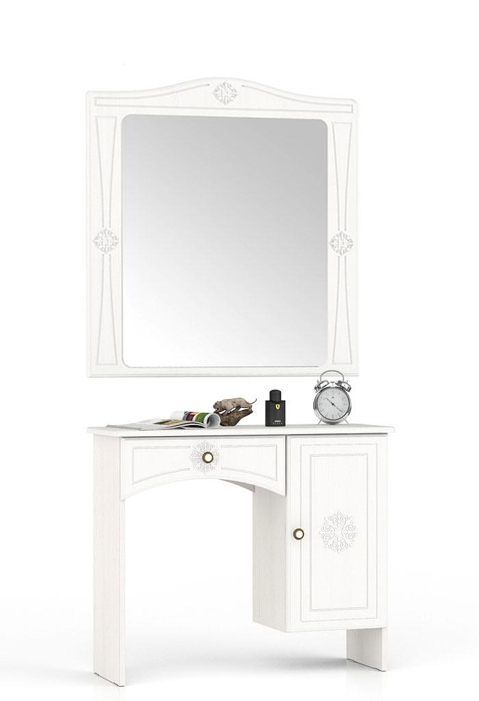 Туалетный столик с зеркалом Мебельный Двор Онега