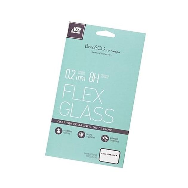 Защитное стекло для планшета BoraSCO Flex Glass для Apple iPad mini 4