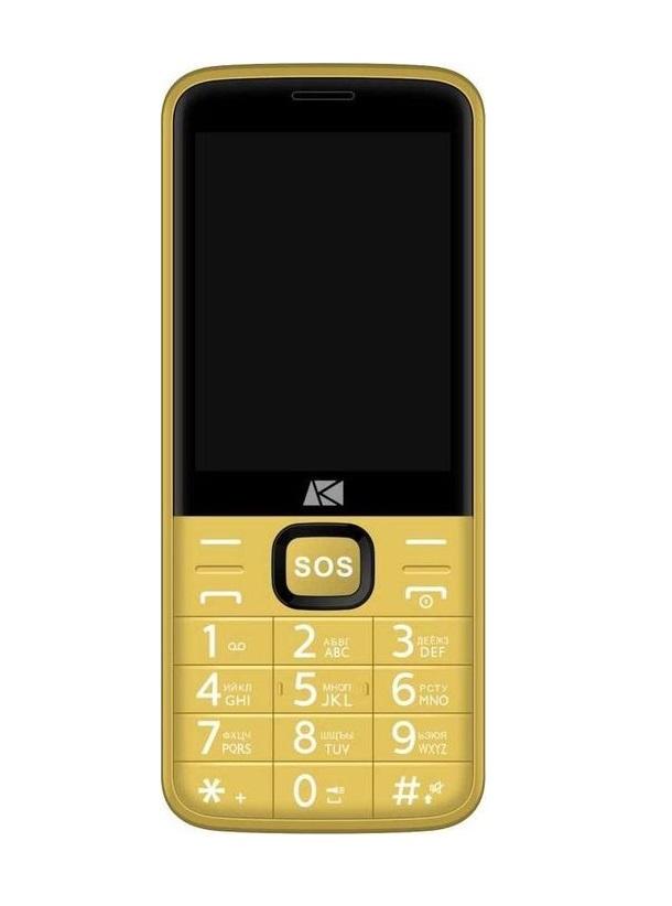 Мобильный телефон ARK POWER 4 Gold (2 SIM)