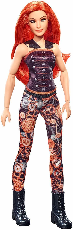 Кукла WWE Superstars Рестлинг Суперстарс Бекки FGW25, Классические куклы  - купить со скидкой
