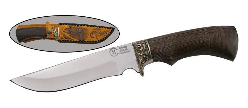 Туристический нож СН 02-2 от Ворсма