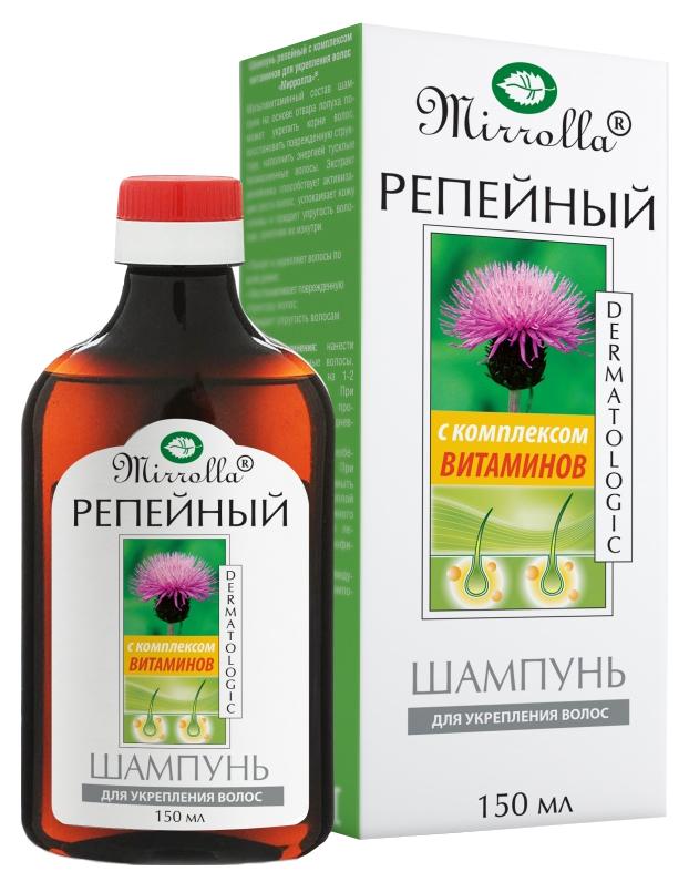 Шампунь PL Репейный с витаминами 150 мл