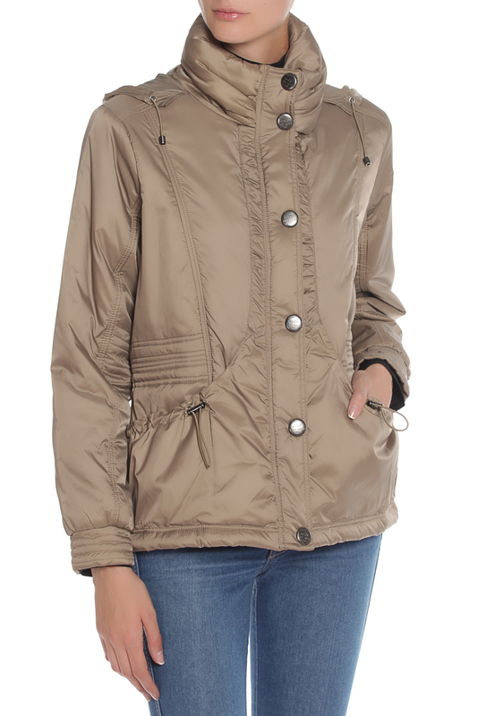 Куртка женская PAZ TORRAS PT753 коричневая 42 EU фото
