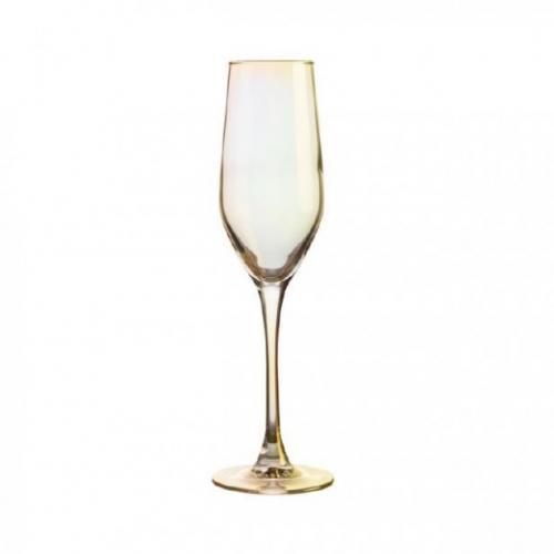 Набор бокалов для шампанского Luminarc, Celeste, Golden Chameleon P1636